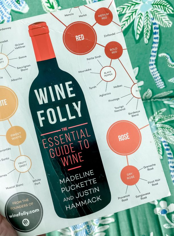 Best wine book