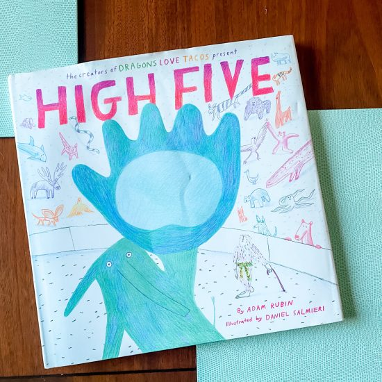 High Five - gifts for kids under $25