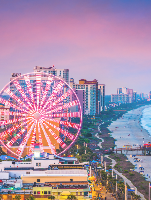 Things to do in Myrtle Beach this weekend