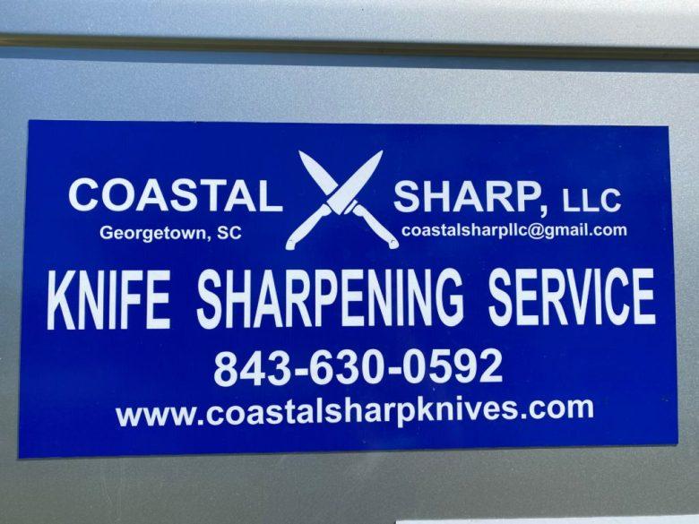 Coastal sharp