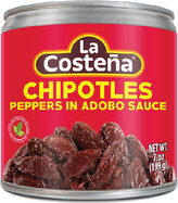 La Coste�a Chipotle Peppers in Adobo Sauce, 7 oz - Walmart.com