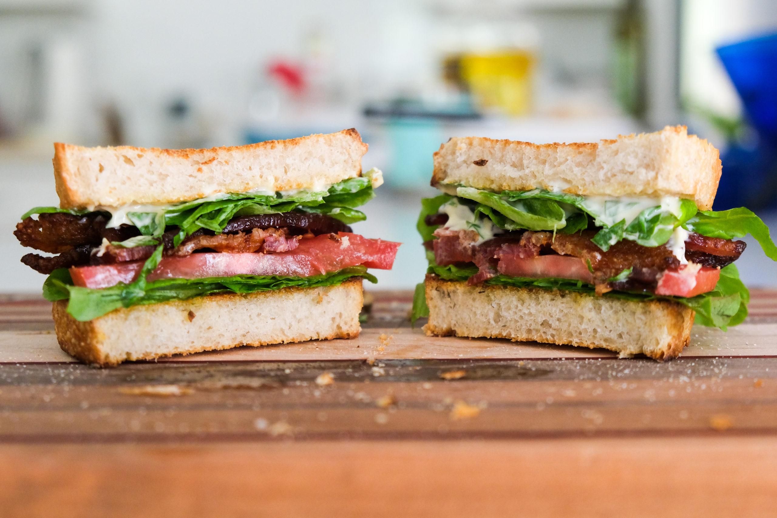 Garden & Gun's Perfect BLT sandwich