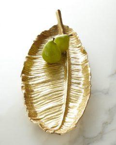 banana leaf platter golf