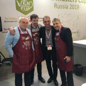 Национальный финал Tea Masters Cup Russia 2019