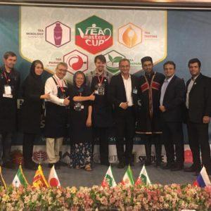 Впервые в истории. Первый Национальный отборочный тур Tea Masters Cup (TMC) в Иране