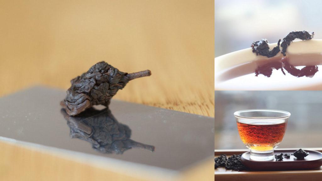 Чайное дерево на Тайване: разновидности и сорта. Фу Шоу, Ладонь Будды.