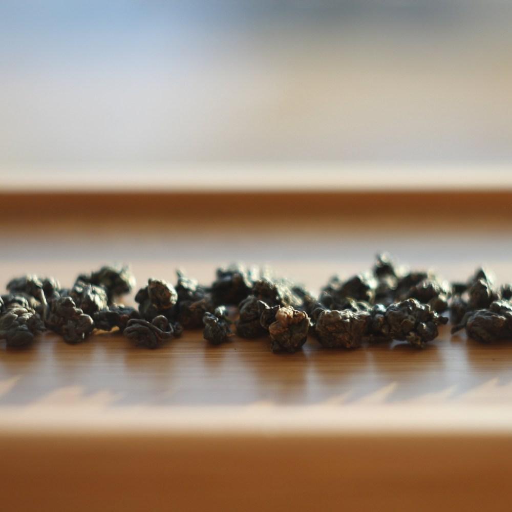 Дикий чёрный чай из Наньтоу