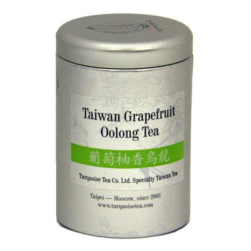 Тайваньский улун с ароматом грейпфрута