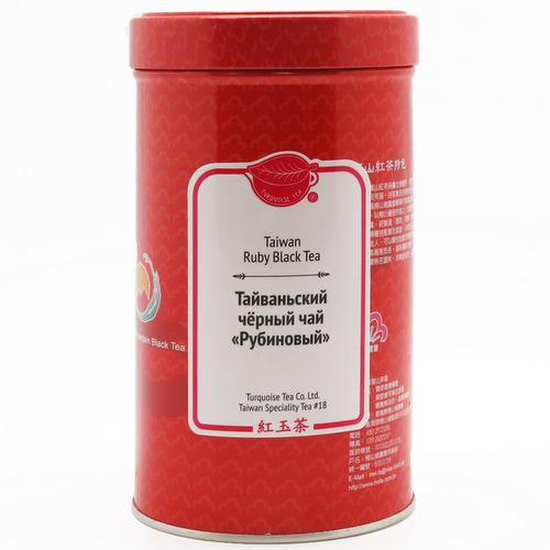 Высокогорный Рубиновый чёрный чай из Алишани