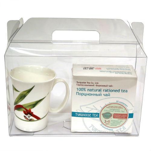 Подарочный набор Foreign country с порционным чаем