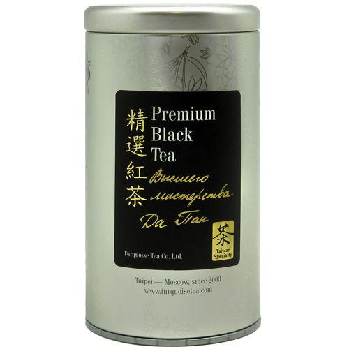 Чёрный чай Да Пан