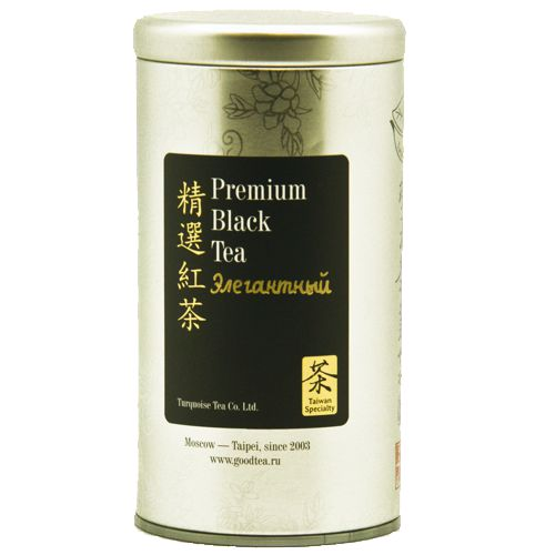 Высокогорный чёрный чай «Элегантный»