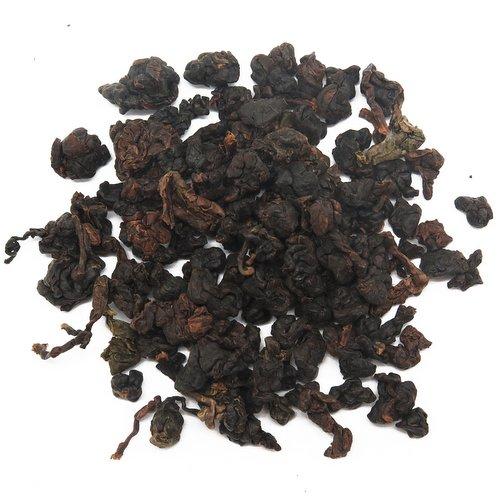 Дикий чёрный чай (Мэй Юань Шань) из Наньтоу