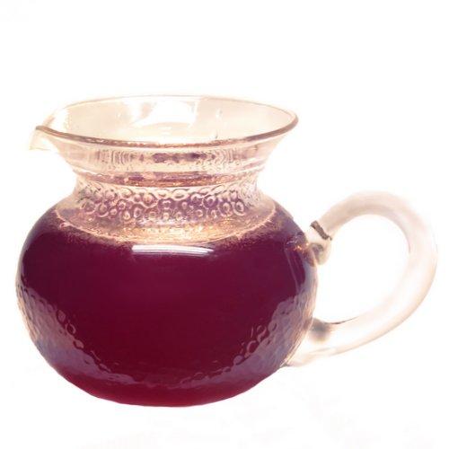 Органический чай-пудра из свежих лепестков роз