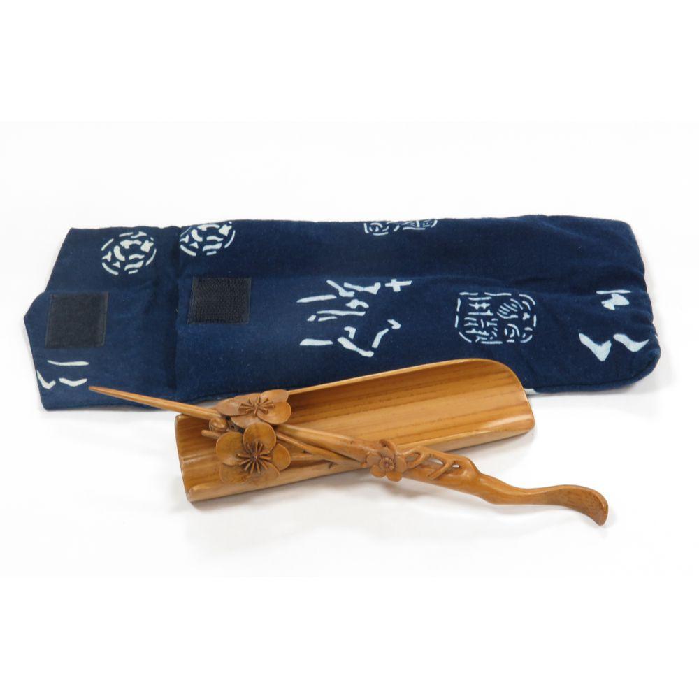 Набор чайных инструментов «Сакура»