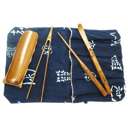 Фирменный набор чайных инструментов