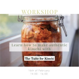 Learn how to make kimchi Tea stories