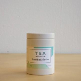 Tea stories Samidori matcha