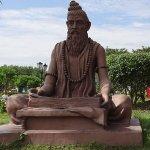Statue of Charak