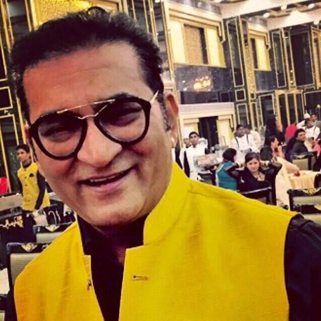 Singer Abhijeet - Facebook Photo