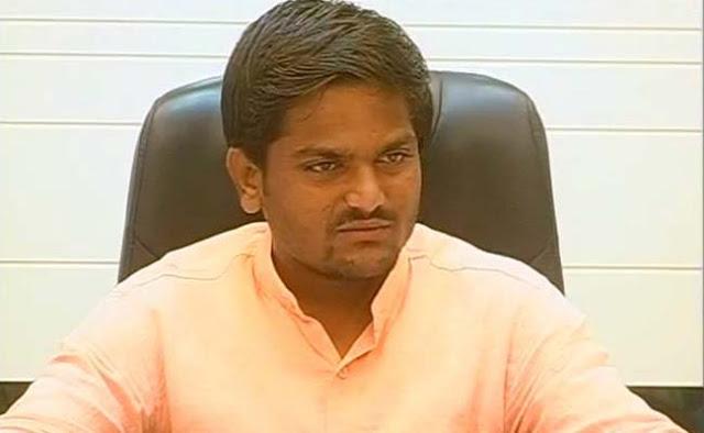 Hardik Patel - NDTV Photo