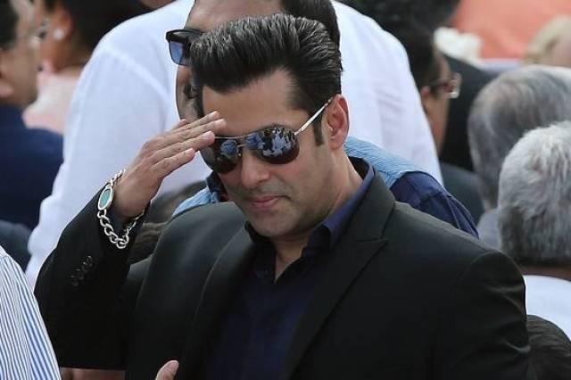 Salman Khan - WSJ Photo