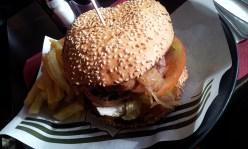 Catalan Burger