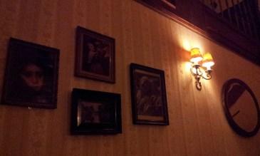 The vintage walls