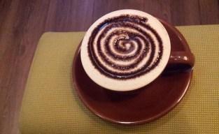 Black Forest Cappuccino