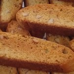 Organic Biscotti made from New York State organic flour and local organic eggs.