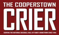 Logo for the Cooperstown Crier newspaper in Cooperstown NY