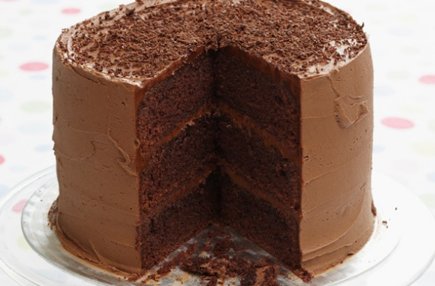 Triple Chocolate Mousse Cake Uk