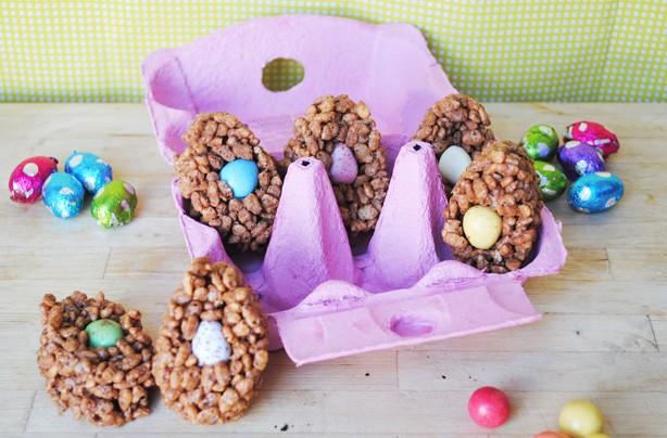 Easter Cakes Make Children