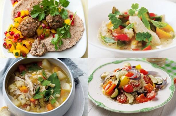 Lunch Menu Under 300 Calories