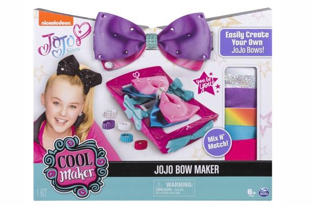 Top Christmas Toys 2017 Top Toys For Christmas 2017 JoJo Siwa Bow Maker Goodtoknow