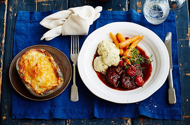 Madeira braised shin of beef recipe - goodtoknow