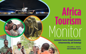 Africa Tourism Monitor: Sustainable Tourism through Innovation, Entrepreneurship, and Technology