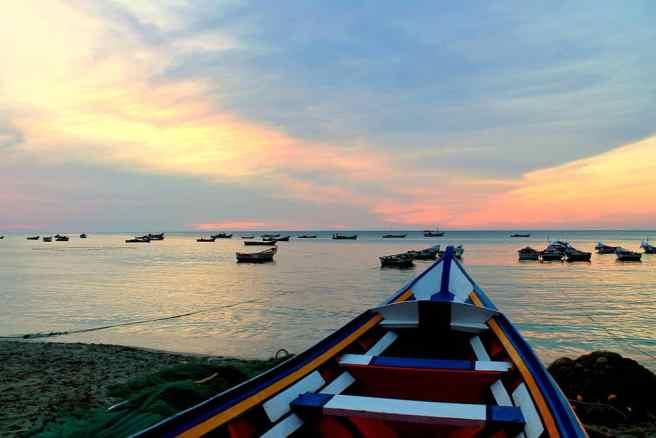 Caribbean sustainable tourism. Sunset on Manzanillo beach, Margarita island, Venezuela. By Hector Darío, CC BY-SA 3.0, via Wikimedia https://commons.wikimedia.org/wiki/File%3ASunset%40Manzanillo_Beach%2C_Margarita_Island%2C_Venezuela.JPG