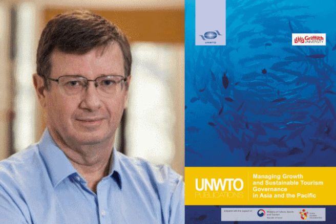 Dr Noel Scott was the lead author of the UNWTO special report on managing growth and sustainable tourism governance in Asia and the Pacific.