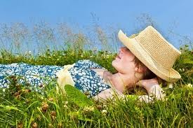 manifesting secret: relax about it