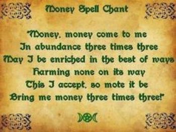 The Money Spell