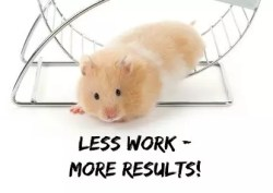 How To Get 100% Results With 0% Effort: Less Work, More Results