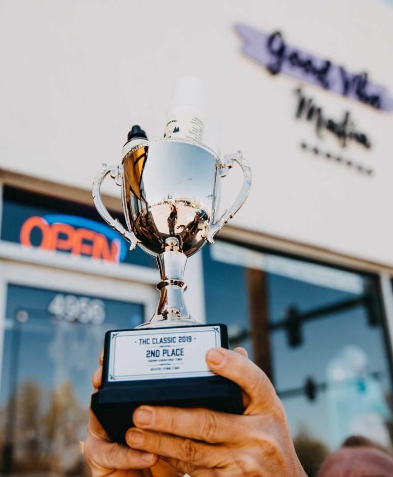 thc classic 2019 trophy