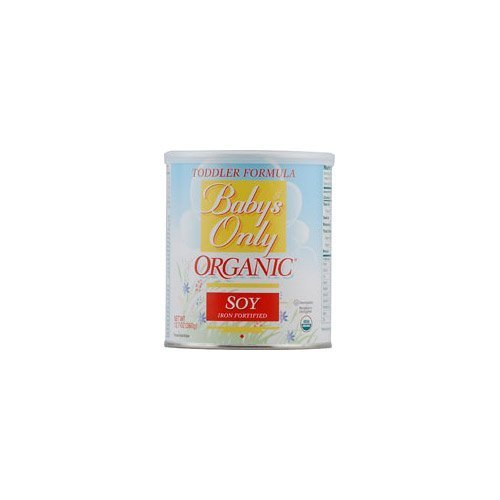 Baby's Only Organic Soy Formula 12 pk