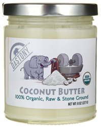 Windy City Organics Dastony Coconut Butter — 8 oz