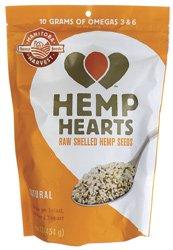 Manitoba Harvest Hemp Hearts – 16 OZ