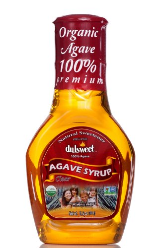 Dulsweet 100% Organic Agave 11.6 oz Clear (1 piece)