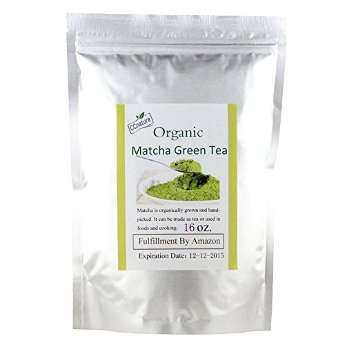 CCnature Organic Japan Matcha Green Tea Powder 1lb.