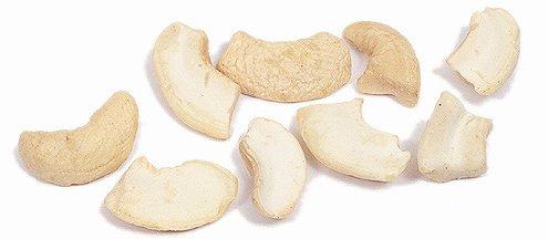 2 Lbs Cashew Pieces, Organic (Raw)