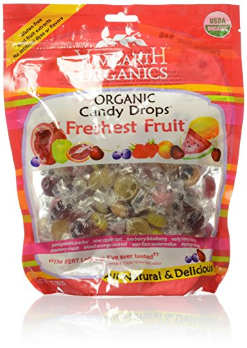 Yummy Earth Organic Candy Drops, Assorted Fruit Flavors, 13 Ounce